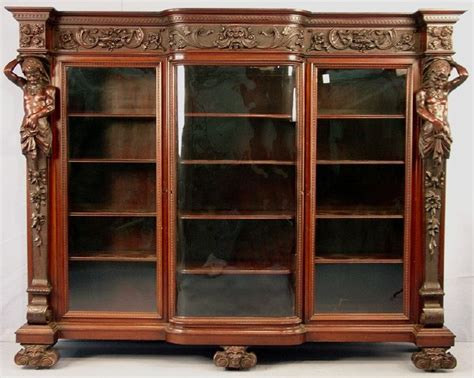 Bookcases With Doors For Sale by R J Horner Bookcase Brings 22 425 In Southern Antique