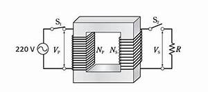Instrument Transformer Black Diagram