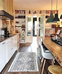 Wandbilder Für Küche Und Esszimmer : gestaltungsidee f r durchbruch esszimmer wohnzimmer k che in 2019 haus k chen klavier ~ Orissabook.com Haus und Dekorationen