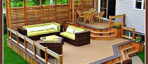resultats de recherche d39images pour plan de patio With lovely amenagement petit jardin exterieur 4 pergola design amenagement de jardin en 50 photos