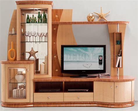 av3069 wall unit in light cherry two tone by pantek