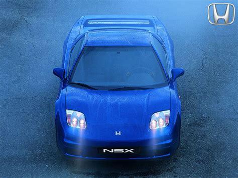 Blue Honda Nsx, Honda Acura Nsx Wallpaper