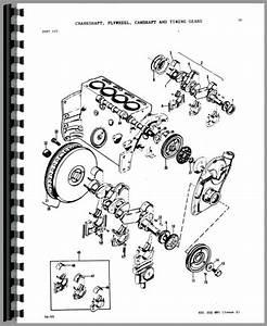 Massey Ferguson Engine Diagram