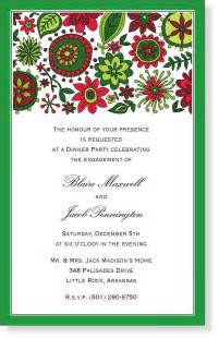 christmas invitations christmas invitations for special events