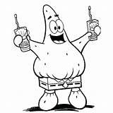 Spongebob Coloring Printable Pages Sponge Sheets Drawing Ghetto Star Sea Characters Christmas Fun Patrick Bob Babysitting Getcolorings Clipartmag Getdrawings sketch template
