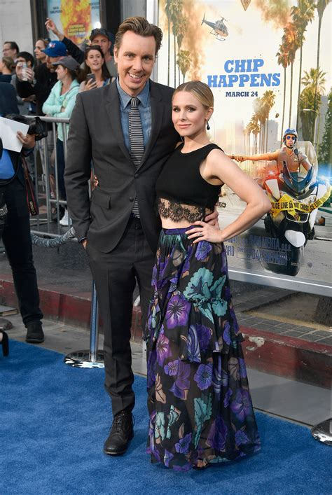 Kristen Bell Says Dax Shepard Once Had To Nurse From Her
