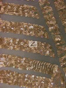 Cosmic Mini Disc Sequins Mesh Fabric | Sequins Fabric