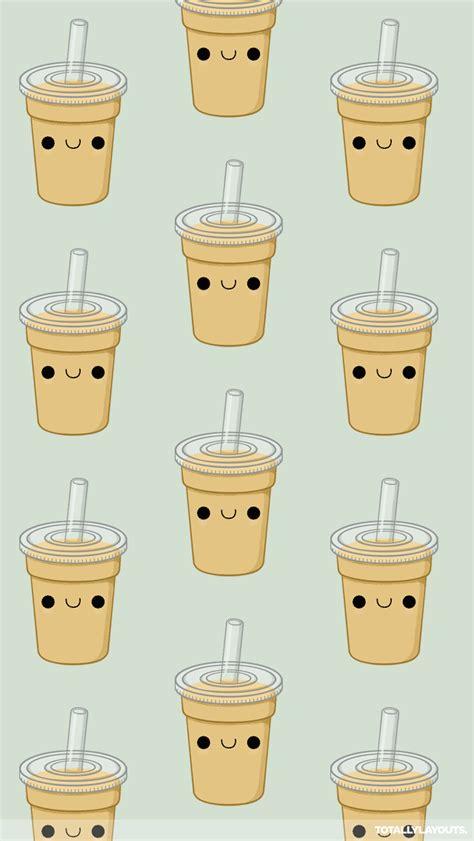 Cute cartoon coffee, latte, iced coffee wallpaper you can. 12+ Cute Coffee Wallpapers on WallpaperSafari