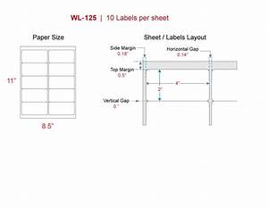 shipping labels averyr 5163 8163 size 4x2 labels for With avery 4x2 label template