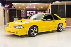 1987 Ford Mustang | Classic Cars for Sale Michigan: Muscle & Old Cars | Vanguard Motor Sales