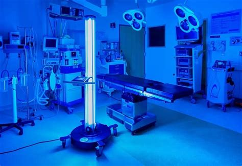 uv licht desinfektion evergreenhealth implements uv technology to help fight infection causing pathogens enhancing