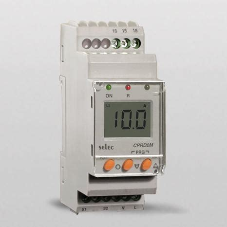Digital Current Protection Relay Cprdm Selec