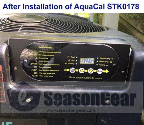 253 aquacal stk0056 panel free fast shipping
