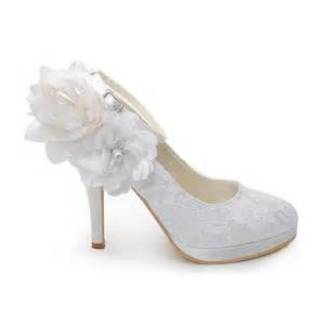 chaussure mariage femme gemo chaussures femme blanc pour mariage ch044