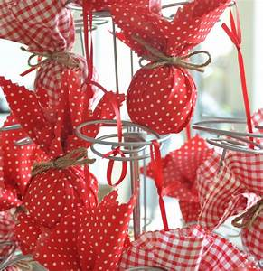 Fabric, Baubles, -, Make, Your, Own, Christmas, Decorations