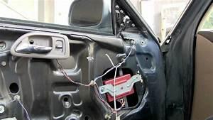 1994 Honda Accord Door Lock Control Unit Fix