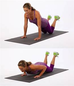 Beginner Bodyweight Challenge | POPSUGAR Fitness UK