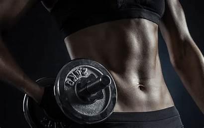 Fitness Wallpapers Gym Workout Abs Desktop Motivation