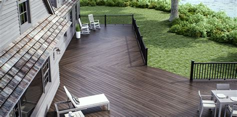 Veranda Composite Decking and Composite Railing