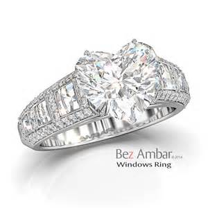 shaped wedding rings shaped engagement rings that are actually amazing and posh weddings