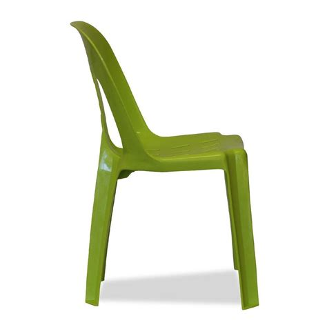 plastic stacking chairs barrel lime green nufurn