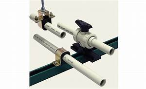 Gf Piping Systems Pipe Guide And Valve