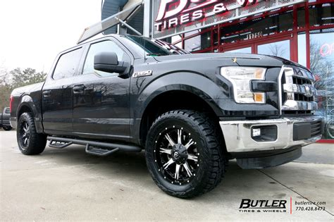 ford    fuel nutz wheels exclusively