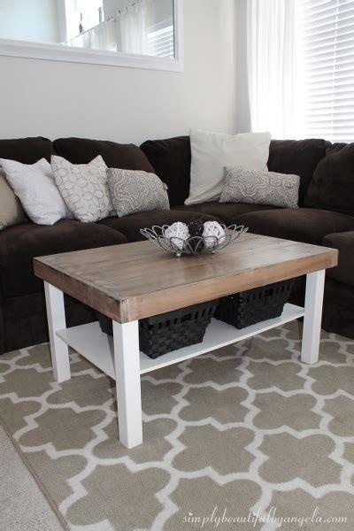 Ikea Tisch Lack Diy by Dein Exklusiver Tisch Im Landhaus Stil Ikea Hacks