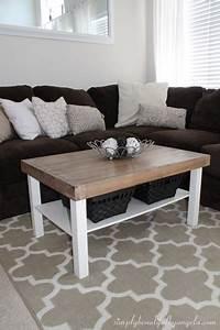 Ikea Hack Lack Tisch : dein exklusiver tisch im landhaus stil ikea hacks pimps blog new swedish design ~ Eleganceandgraceweddings.com Haus und Dekorationen