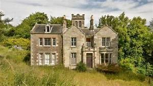 Castle-like Scottish manor on the market for the