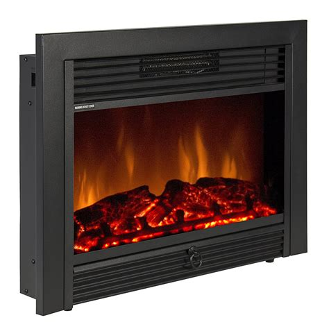 electric fireplace insert best electric fireplace stoves for 2018 reviews with