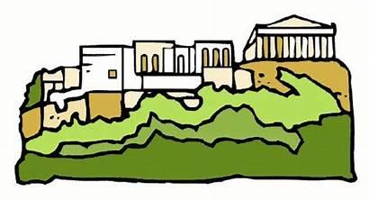 Ancient Greece Athens Acropolis Parthenon