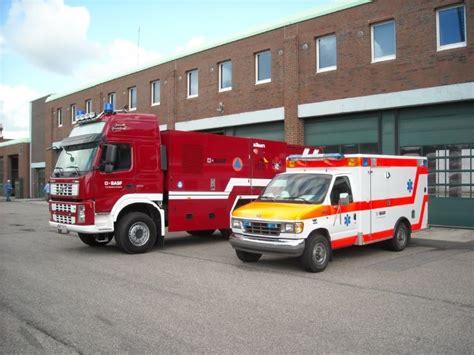 fire engines  ambulance  turboloescher basf