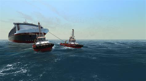 Ship Simulator Extremes by Shipsim Ship Simulator Extremes Inland Shipping Dlc