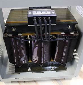 5 Kva - Three Phase Transformer   400v