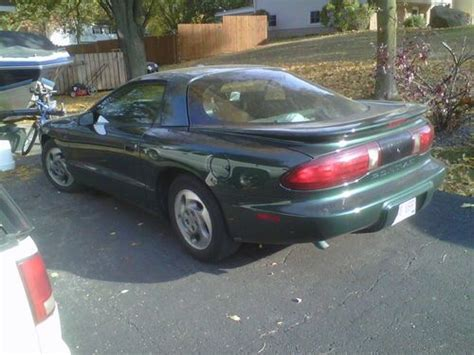 1996 pontiac firebird formula coupe 2d used car prices kelley blue book purchase used 1996 pontiac firebird coupe 2d v6 automatic hunter green in madison wisconsin
