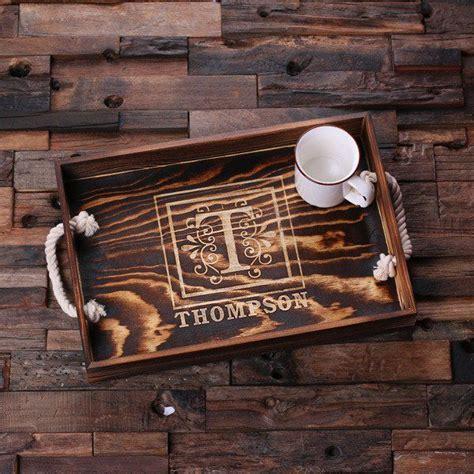 wooden trays ideas   pinterest  wooden tray kitchen island centerpiece
