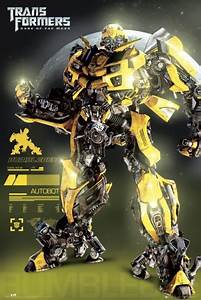TRANSFORMERS 3 - bumblebee Poster | Sold at Europosters