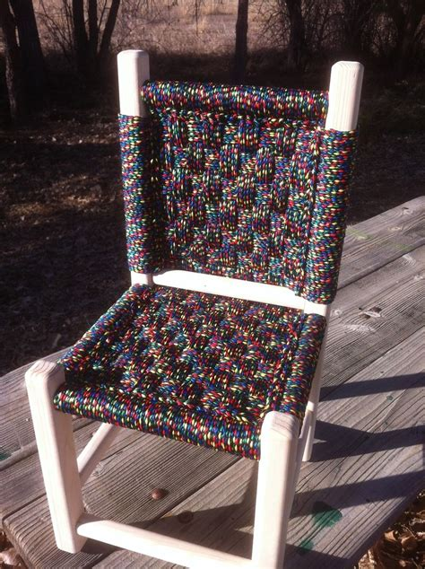 hand  kids post  rung macrame chairs  abc