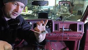 Installing A New Radio In The 1988 Ford Ranger  Sony