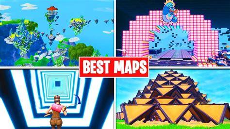 creative mode maps  fortnite parkour deathrun