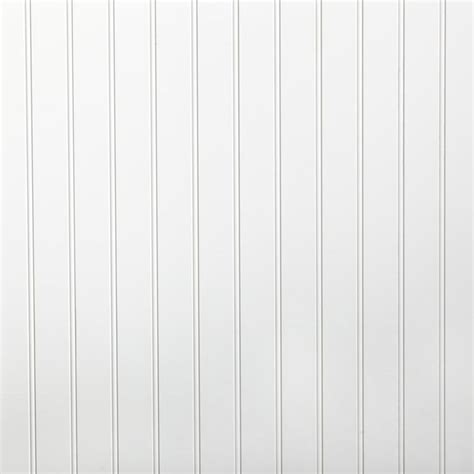 Shop 48in X 267ft Beaded White Primed Mdf Wainscoting