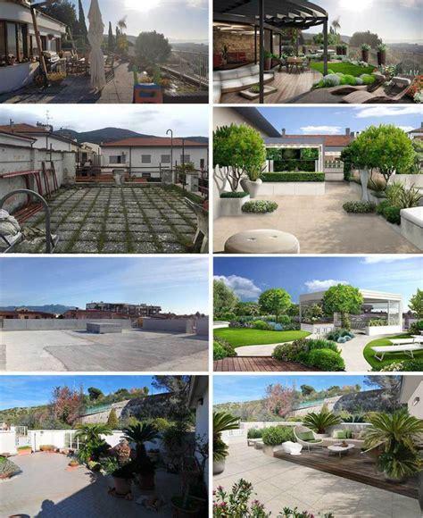 progetti terrazzi il progetto terrazzo alcuni terrazzi realizzati