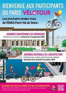 Ensa Paris Val De Seine : l 39 ensa paris val de seine re oit le v lotour paris 2018 ~ Nature-et-papiers.com Idées de Décoration