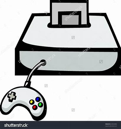Console Clipart Controller Gaming Cartridge Videogame Clipground