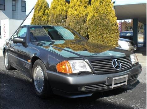 how it works cars 1993 mercedes benz sl class auto manual 1993 mercedes benz sl500 for sale used from japan