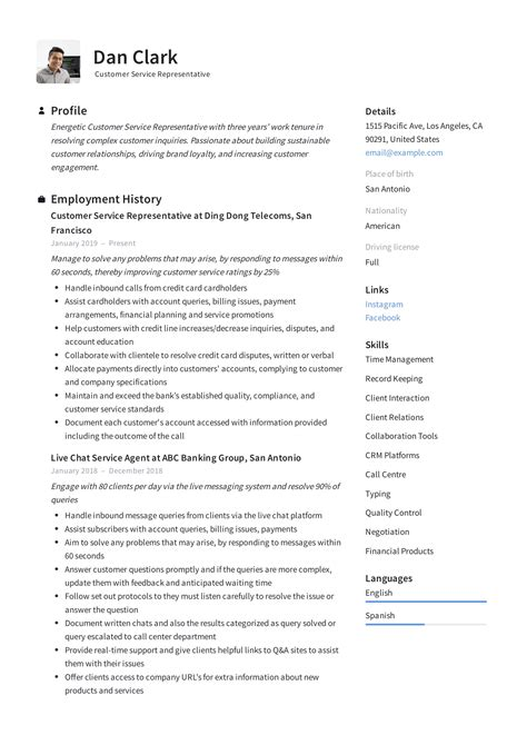 Customer Service Representative Resume Sles by How To Customer Service Representative Resume 12 Pdf