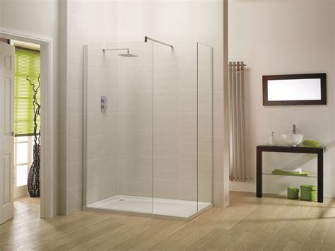 walk  shower dimension main consideration  determine