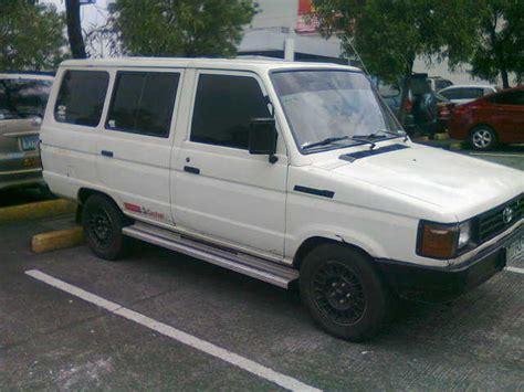 toyota tamaraw fx mdl diesel  engine  sale