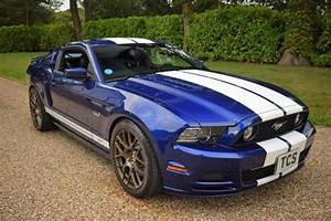 Used 2014 Blue Ford Mustang for sale | PistonHeads